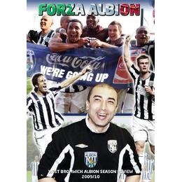 Forza Albion-West Bromwich Albion Season Review 2009/10 [DVD]